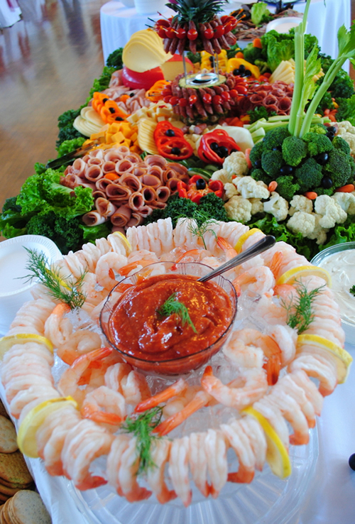 Appetizer Wedding Reception Choice Image - Wedding Decoration Ideas