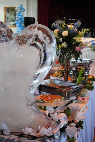 Wawel Hall Ice Sculpture