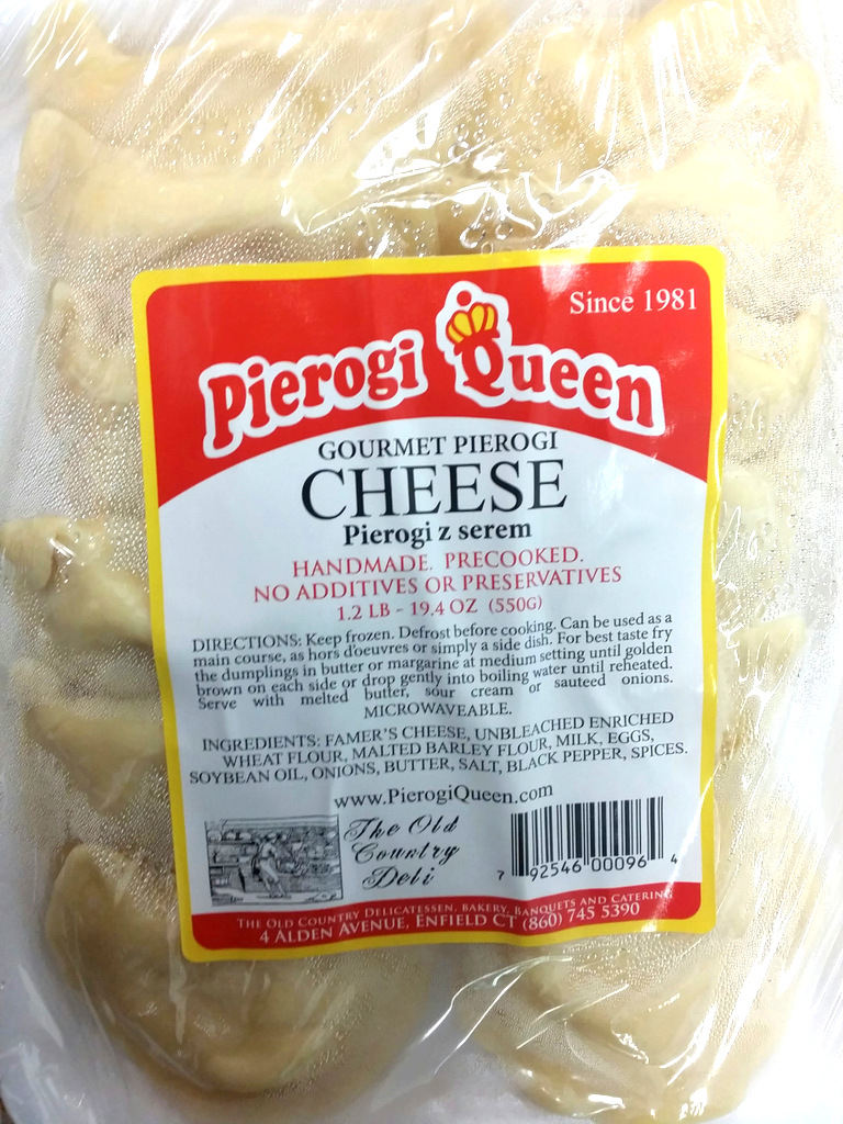 farmers cheese pierogi
