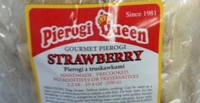 STRAWBERRY  PIEROGI $6.99
